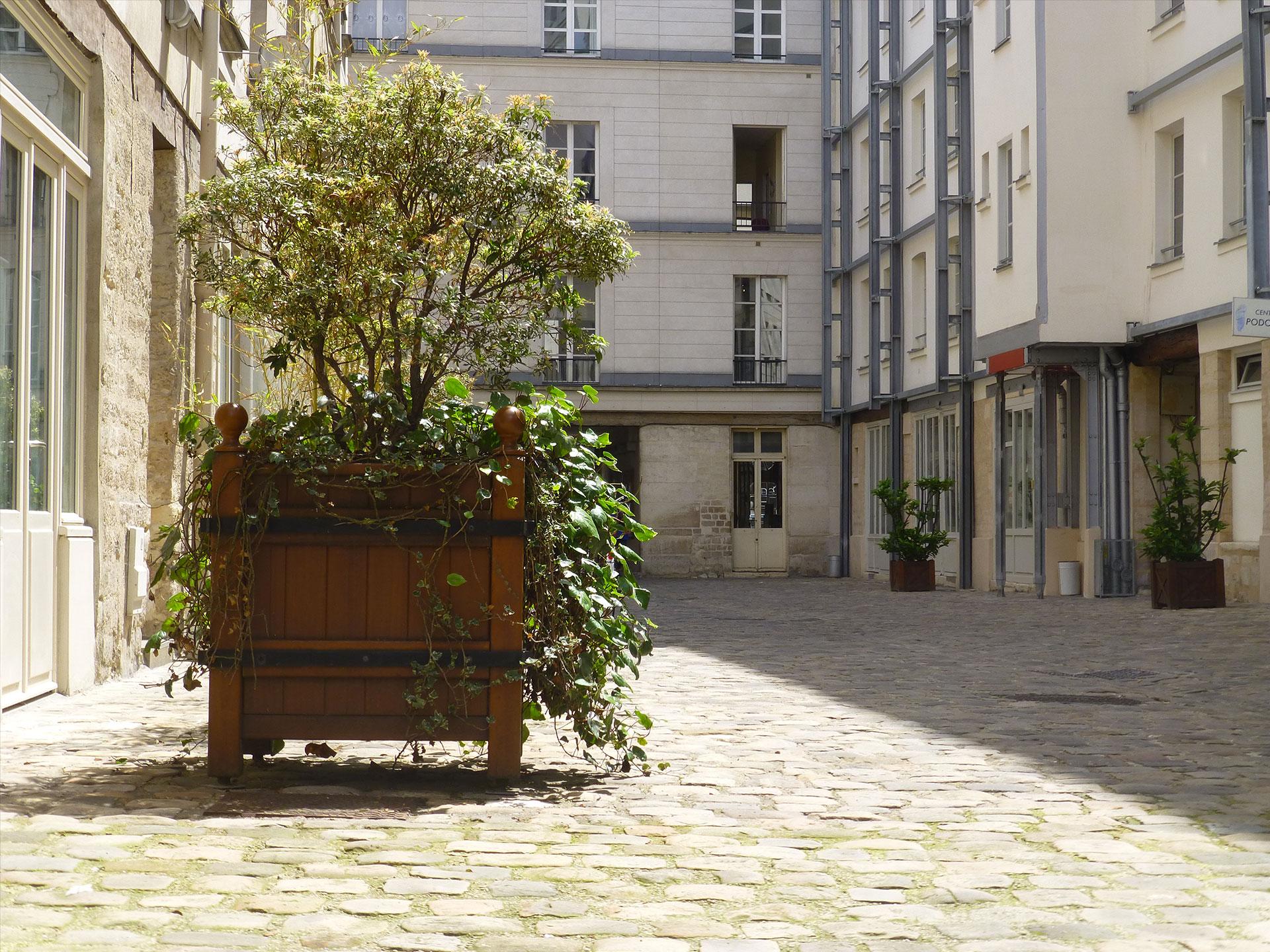 5 rue de Charonne